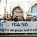 Manifestación ICA_foto- Pablo Ibáñez