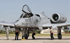 A-10C 80-0173 47thFS 944thFG AFRC Davis Monthan AFB, AZ (Maverick 31ATSG) Tags: a10c warthog thunderboltii 800173 47thfightersquadron dogpatchers 944thfightergroup airforcereservecommand davismonthanafb 355thfighterwing arizona usaf brrrt fairchildrepublic