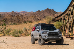Taco 4 (itsBryan) Tags: sony sonyalpha sonyg sonya7r sonya7r2 sonya7rii socal offroad toyota tacoma 4x4 pitbull jeep wrangler nissan frontier desert wildlife joshuatree