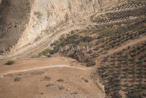 Ain el Jimal area, wadi el Arab