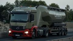D - Lambers MB New Actros Streamspace (BonsaiTruck) Tags: spitzer lambers mb actros lkw lastwagen lastzug silozug truck trucks lorry lorries camion caminhoes silo bulk citerne powdertank