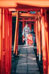 2018_11_17_Nezu_Shrine_019_HD (Nigal Raymond) Tags: 根津神社 東京十社 鳥居 東京 日本 tokyojissha nezushrine tokyo japan travel sonyalpha alphacollective bealpha sonyphotography sonya7r3 a7r3 sonyimages nigalraymond ナイジャルレイモンド wwwnigalraymondcom