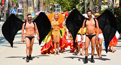 Sitges pride (M McBey) Tags: sitges catalonia spain lgbt gay pride march parade celebration culture