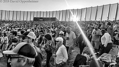 Dead & Company at Shoreline Amphitheatre (Performance Impressions LLC) Tags: deadandcompany deadcompany shorelineamphitheatre amphitheater shorelineamphitheatreoutdoor arena show concert mountainview california travel bayarea marquee boxoffice tickets entrance 1amphitheatrepkwy sanfranciscobayarea siliconevalley gratefuldead billgraham oneamphitheatreparkway tent 94043 hippies deadheads fans crowd sunlight blackandwhite glare unitedstates usa sunray sun sunbeam