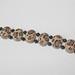 Polymer Leopard Link Bracelet