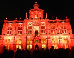 Delft in RED (JoséDay) Tags: delft colours lightcolour nightlight nightonearth festival