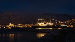 Hurtigruten (Toftus Photography) Tags: tromsø troms norway no farve color water vann vand winter vinter season seaside seascape waterscape