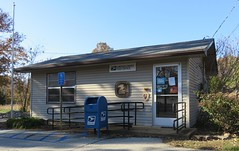 Post Office 72520 (Camp, Arkansas) (courthouselover) Tags: arkansas ar postoffices fultoncounty camp arkansasozarks ozarkmountains northamerica unitedstates us