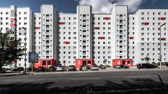Berlino - Vacanze 2018 (auredeso) Tags: berlino berlin berlinoest est casermoni case edifici nikond750 nikon d750 tamron hdr tonemapping tamron1530