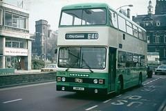 5014. UWW 14X: West Yorkshire PTE (chucklebuster) Tags: uww14x leyland olympian roe west yorkshire pte wypte metro bradford metrobus united