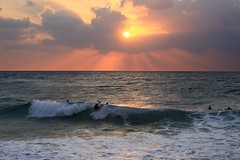 Surfers paradise yesterday in Tel-Aviv beach (Lior. L) Tags: surfersparadiseyesterdayintelavivbeach surfers paradise telaviv beach surfing surfer surf sea seascapes sport watersport israel travelinisrael