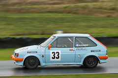 Scottish Classic Sports & Saloon Car Championship (<p&p>photo) Tags: pan panning panned orange martinramsay ramsay 33 blue fordfiesta xr2 ford fiestaxr2 fordfiestaxr2 fiesta scottish classic sports saloon car championship scottishclassicsportssalooncarchampionship scottishmotorracingclub motor racing club smrc knockhillcircuit knockhill racingcircuit knockhillracingcircuit circuit fife scotland uk april auto autosport motorsport motors tracksport race motorracing voiture vehicle wheels worldcars