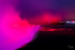 Niagra Falls (aliabdullah.176) Tags: niagrafalls canada travel ontario water night landscape long exposure wide angle t3i 1018mm