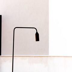 minimal light... (claredlgm1) Tags: lamp terras minimal line