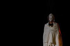 _DSC0425 (Carlo Granisso) Tags: musical church chiesa teatro theatre actor actress jesus sanfrancesco piece mask forzavenitegente maddalena altare animals animali ballo dancing bw blackandwhite torino turin nikon d7500 nikond7500