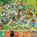 Chessington World Of Adventure 2017 Park Map