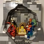 Milarepa Defeats the Demons of Red Rock Jewel Valley thumbnail