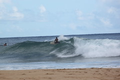 Surfers 6 (jtbradford) Tags: kauai hawaii