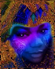Haitian_Spirit_01 (photoshopflair) Tags: haitian spirit haiti love beauty beautiful queen lovehaiti princess abstract abstraction abstractionist abstractionism mixedmediaart art design drawing illustration cool fun spectacular awesome