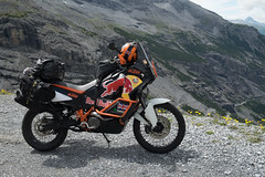 It'll give you wings (Dominic Sagar) Tags: 2017 adriatic alps europe t050 t100 t150 motorcycle pass bormio lombardia italy it