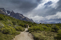 Hiking to Camp Poincenot (Ann Kruetzkamp) Tags: mountains mountain camppoincenot poincenot elchalten elchaltén town losglaciaresnationalpark losglaciares nationalpark parquenacionallosglaciares parquenacional patagonia argentina chile hiking adventure backcountry trekking camp camping landscape landscapephotography family friends goretex park people journalism canon 5d 5dmarkii cold wind weather adventuretravel travel panorama canon5d markii canon5dmarkii february photography trek kruetzkamp 2018 annkruetzkamp ann kruetzkampcom