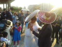 """20.10.2018 Chiesa dalle genti, Al termine del Matrimonio di Pamela e Layton sul sagrato festa con la comunità boliviana • <a style=""""font-size:0.8em;"""" href=""""http://www.flickr.com/photos/82334474@N06/46061209661/"""" target=""""_blank"""">View on Flickr</a>"""