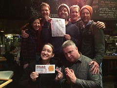 Sunday, Dec 9 at the 331 Club - First place: It's the Fingering that Counts (56pts) (TRIVIA MAFIA) Tags: triviamafia tm 331