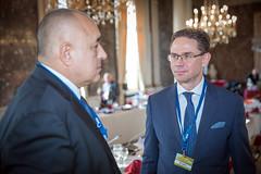 EPP Summit, Brussels, December 2018 (More pictures and videos: connect@epp.eu) Tags: epp summit european people party brussels belgium december 2018 boyko borissov prime minister bulgaria gerb jyrkikatainen vicepresidenteuropeancommissionkokoomusfinland