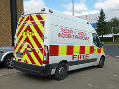 MM14WKB (Emergency_Vehicles) Tags: nm14wkb nec security patrol incident response fire birmingham