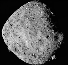 NASA's Newly Arrived OSIRIS-REx Spacecraft Already Discovers Water on Asteroid (NASA's Marshall Space Flight Center) Tags: nasa marshall space flight center msfc goddard gsfc osirisrex asteroid regolith bennu new frontiers