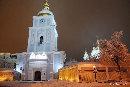 Засніжений зимовий Київ 082 InterNetri.Net Ukraine