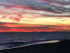 after sunset (saudades1000) Tags: marthasvineyard ocean dusk sunset