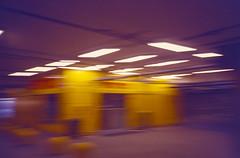Gifthunting (ale2000) Tags: 100 100vs 35mm aledigangi ektachrome kodak lca lomography analog analogphotography analogue blue blurred blurry expired film fotografiaanalogica longexposure pellicola lomo e100 vs100 expiredfilm filmisnotdead believeinfilm yellow