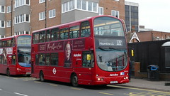 The Wright Place, The Wright Time (londonbusexplorer) Tags: metroline west volvo b7tl wrightbus gemini vw1563 lk55aaj 222 uxbridge hounslow bus station tfl london buses
