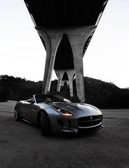F TYPE (PatrickLim1996) Tags: rover land jaguar fast sportscar car sports scuderia lamborghini porsche ferrari nature bature green highway area bay francisco san scenic scenix ftype type f