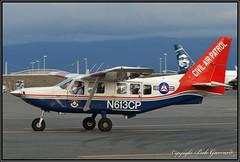 N615CP Civil Air Patrol CAP (Bob Garrard) Tags: n615cp civil air patrol cap gippsland ga8 airvan anc panc