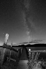Milky Way (Cilmeri) Tags: milkyway stars nightsky snowdoniadarkskies darkskies bridges trawsfynydd snowdonia eryri wales gwynedd bbcwalesnature