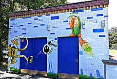 Berlin 2018.06.07. Mural 138.11 - FC Kreuzberg - 2014 (Rainer Pidun) Tags: mural streetart urbanart publicart berlin