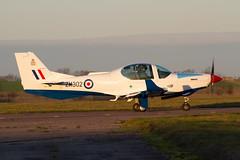 Prefect T1 ZM302 57Sqn 3FTS (spbullimore) Tags: heath barkston grob 120 prefect t1 uk royal air force raf 2019 57 sqn squadron 3 fts flight training school zm302