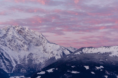 Göll Sunset (tom.verduin@ymail.com) Tags: sunset sonnenuntergang göll berge berg mountain landscape landschaft berglandschaft mountainlandscape