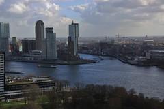 IMG_6600 (Uno100) Tags: rotterdam sky line building scraper 2019 maas water kop zuid