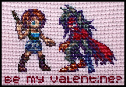 Vincent Valentine Bio. Jill and Vincent Valentine