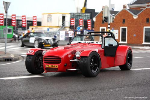 2005 Donkervoort D8. Donkervoort D8 Cosworth