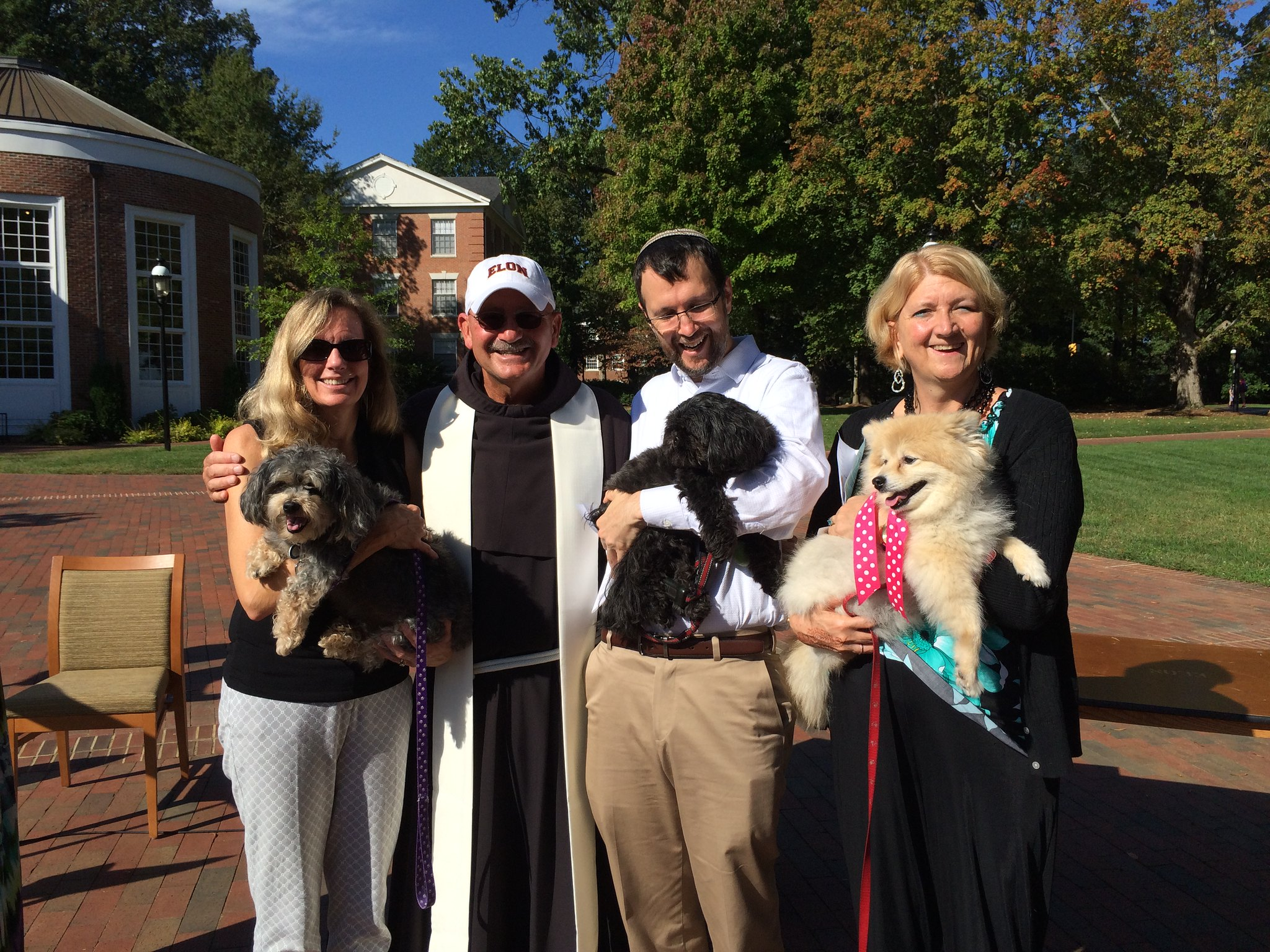 2015 Blessing of Animals